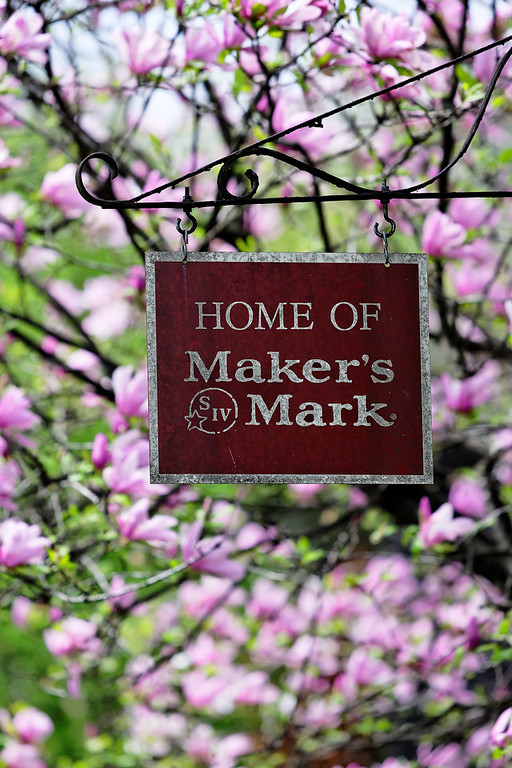 Springtime at Maker's