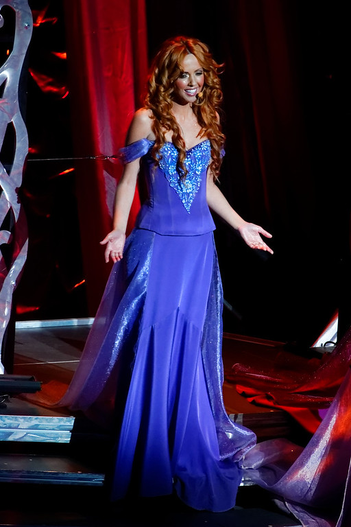 Celtic Woman at the Palace